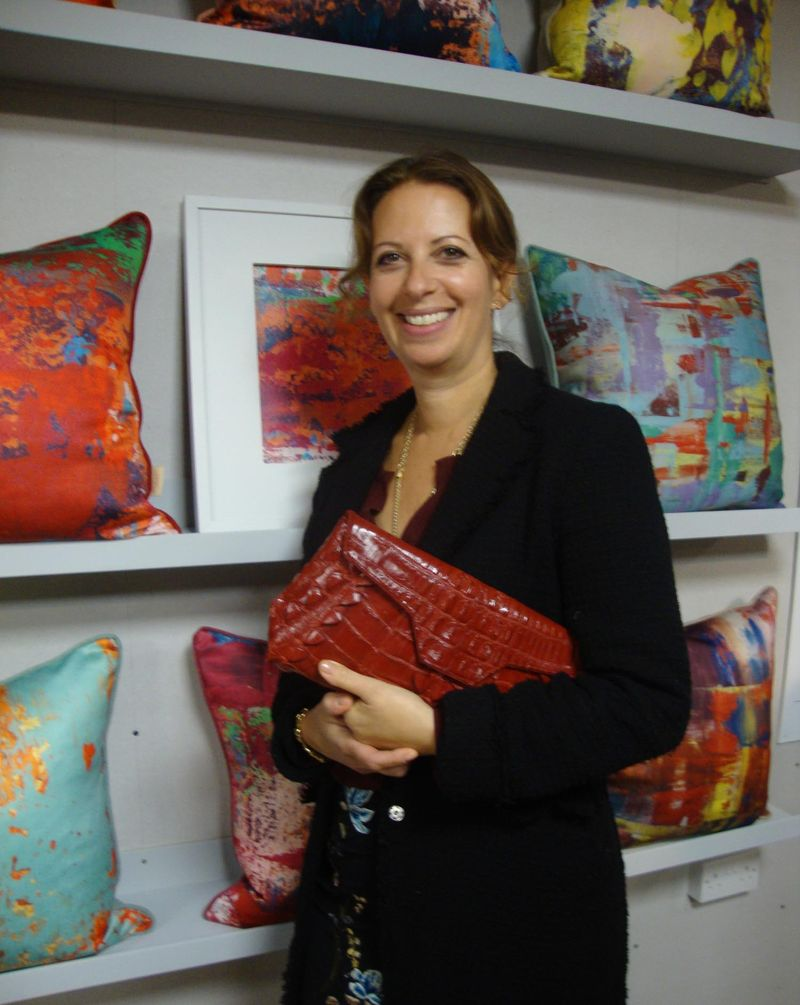 Susi bellamy cushions 90