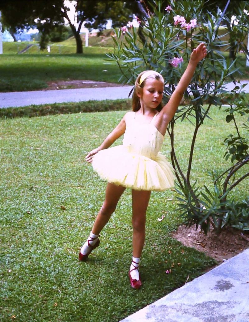 Helen M ballet