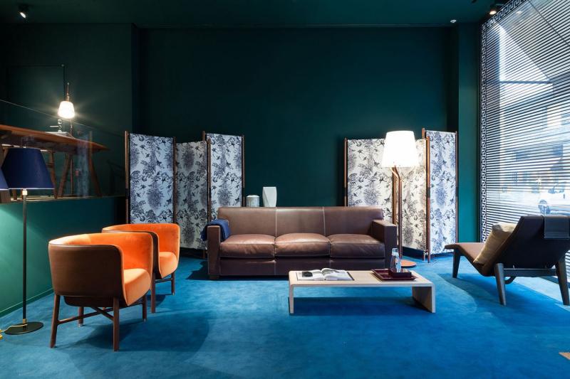 Hermes maison showroom 1