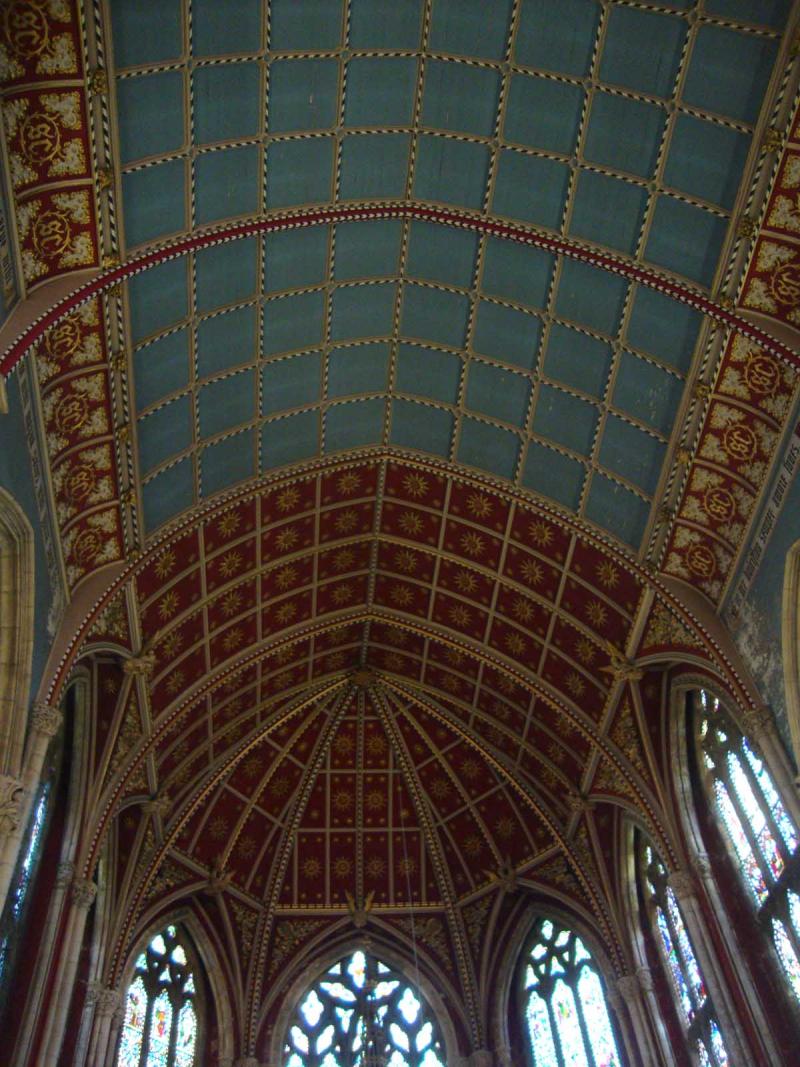 Ushaw ceiling 36