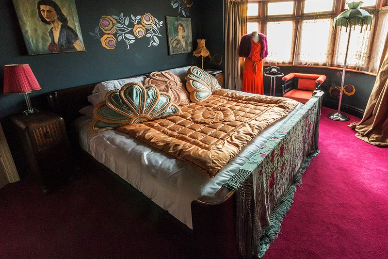 Rachel S House The Master Bedroom Design Inspiration Planet