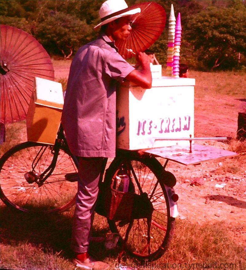 4 ice cream 1960