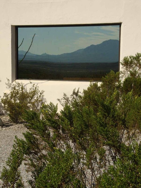 Big bend reflection 75