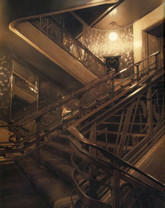 Biba staircase