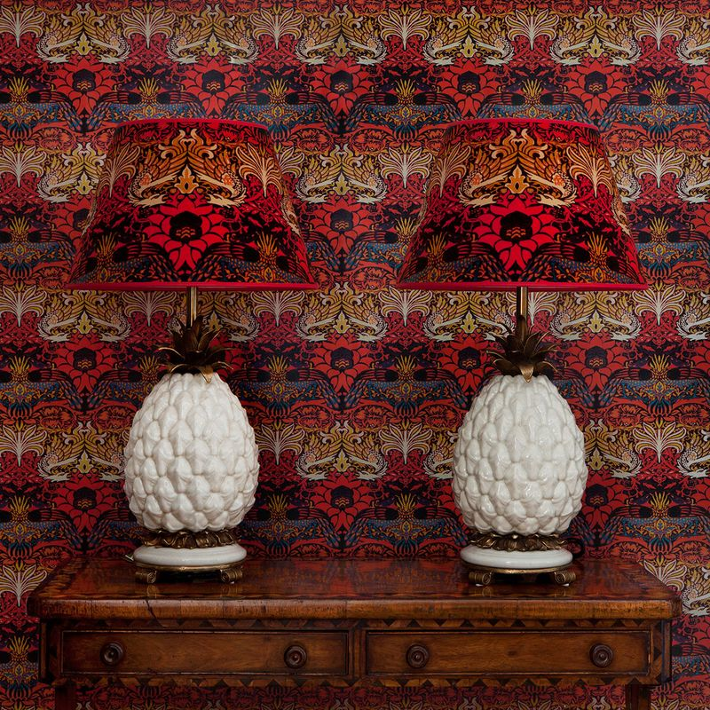 PEACOCK___DRAGON_WALLPAPER_LAMPS