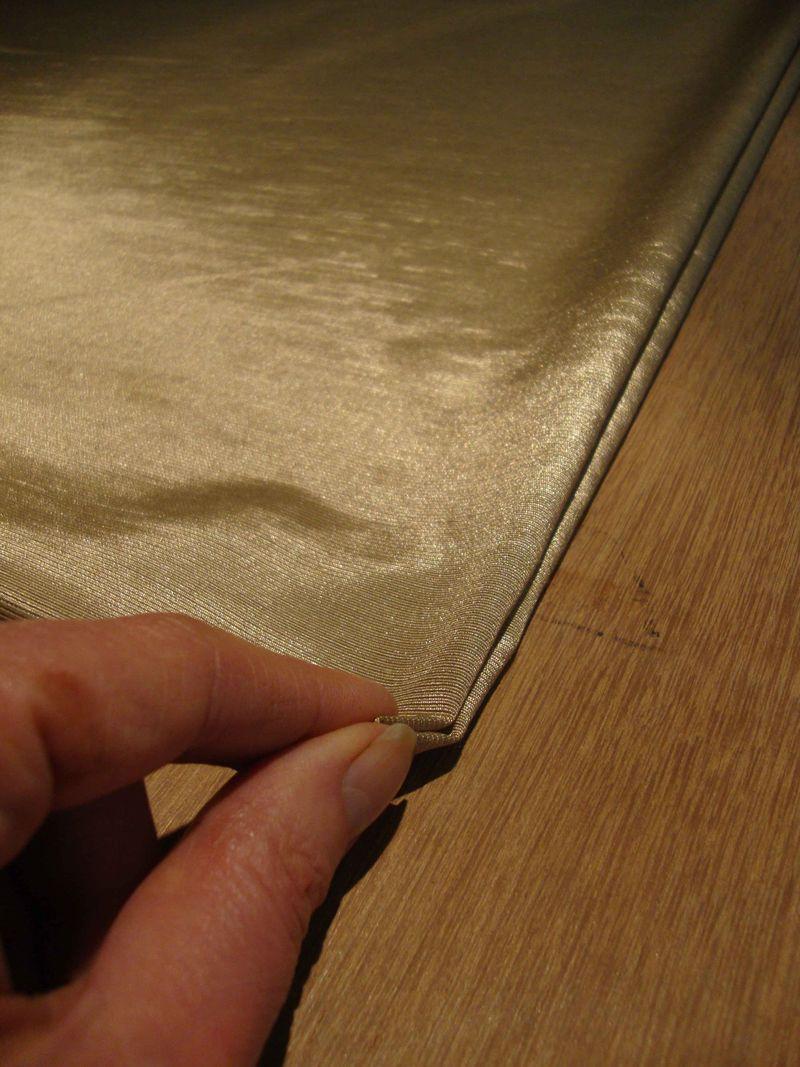 Pinch fabric453