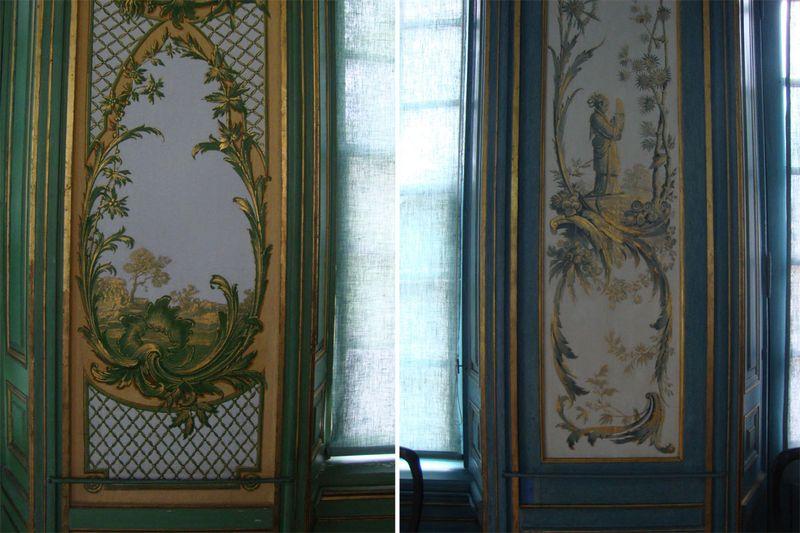 Drottning panels
