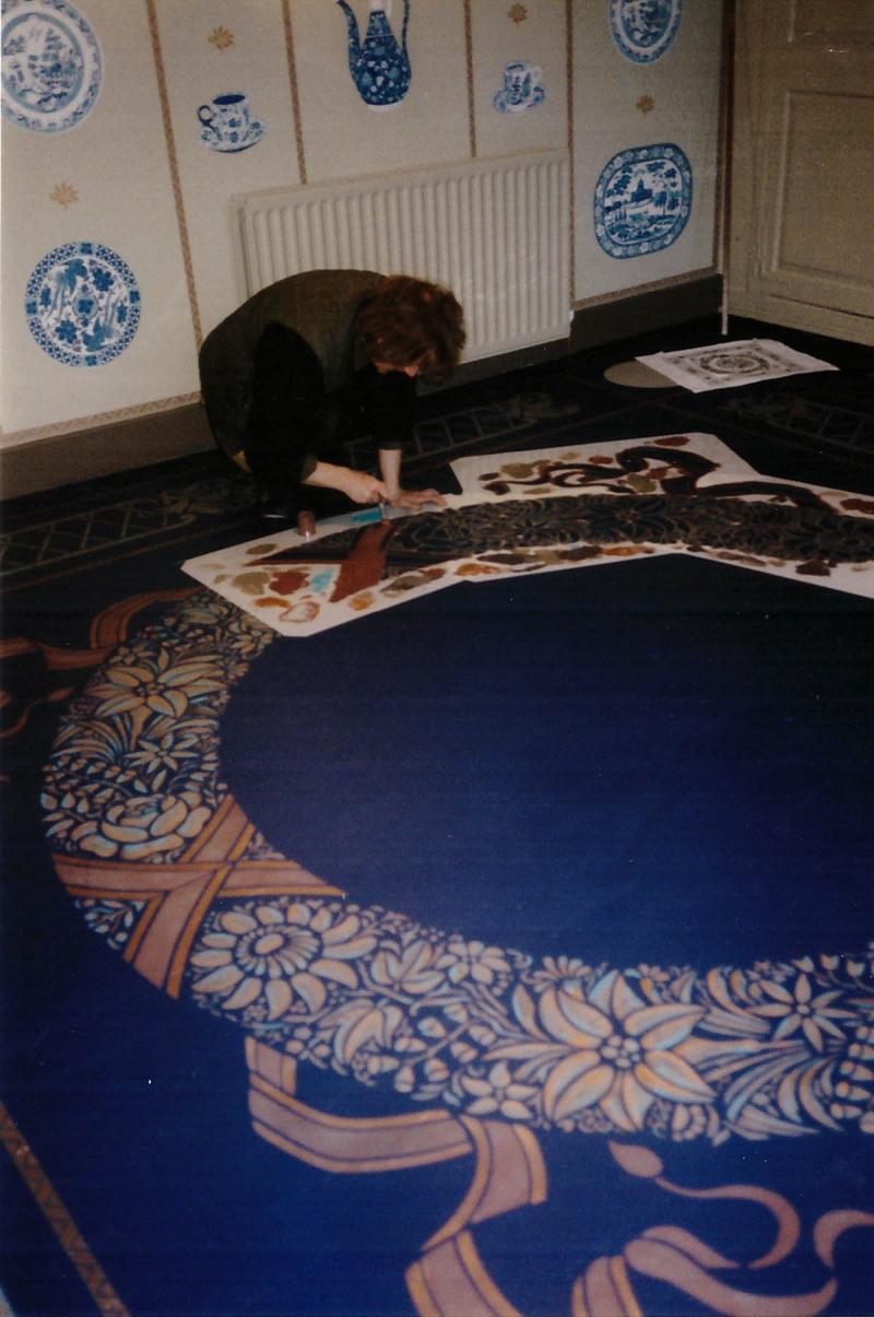 Stencilling_floor_stocksfield4