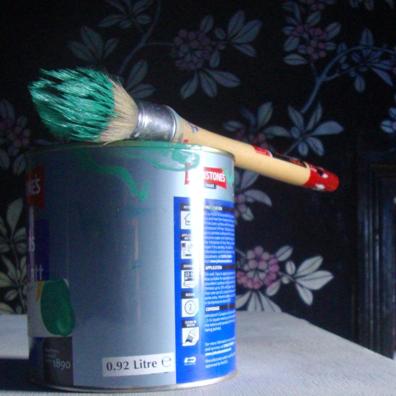 Green paint66