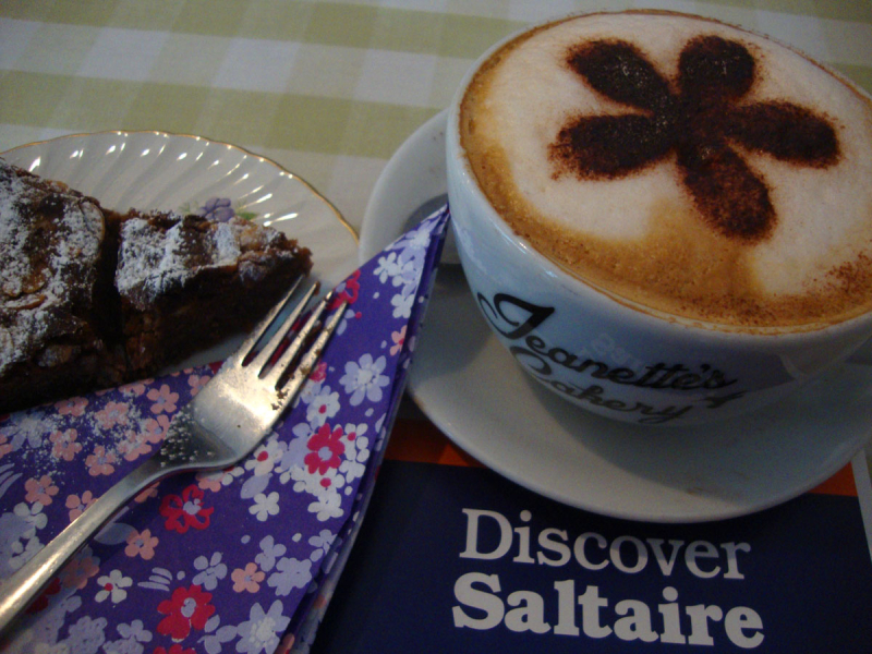 Jeanette's saltaire