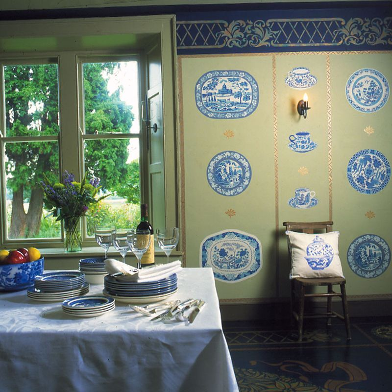 B+W Dining room Poole
