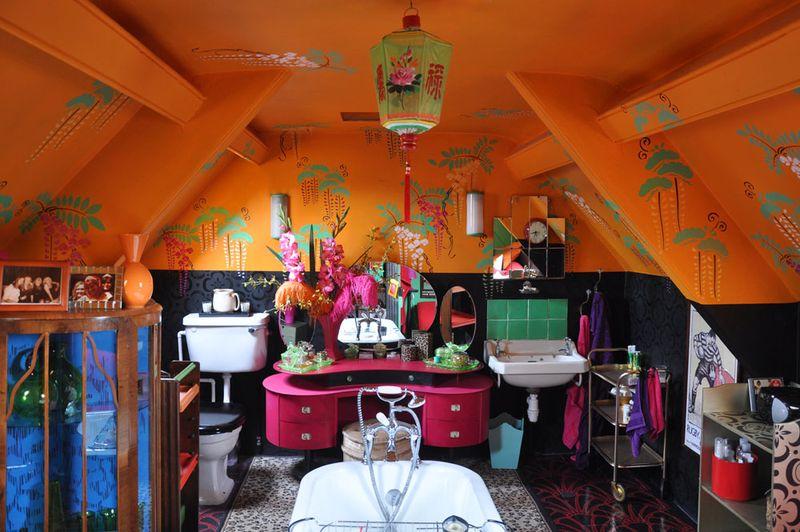 2deco bathroom orange 51