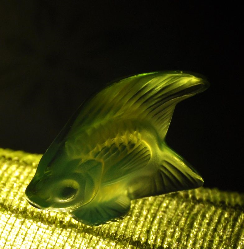 Lalique fish17