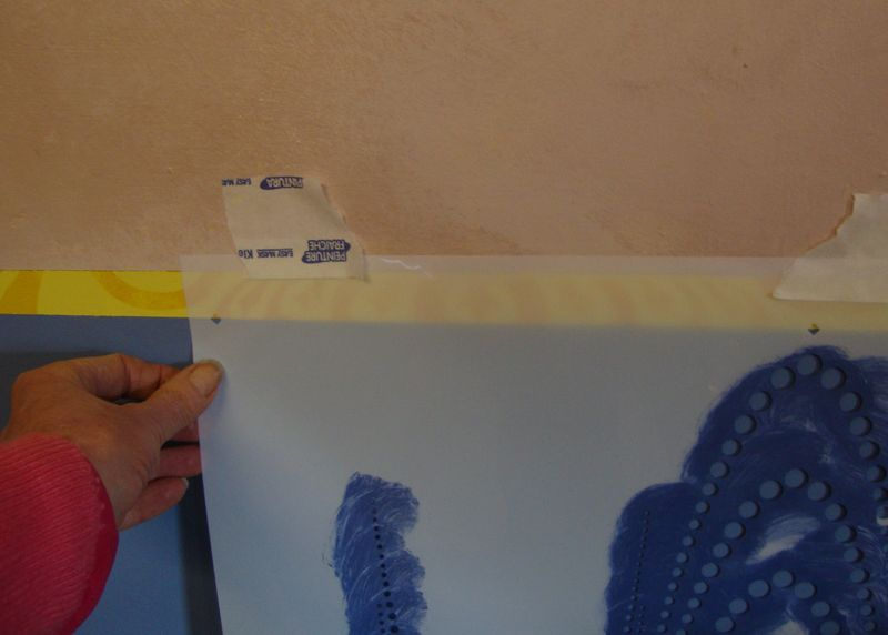 Position stencil lr86