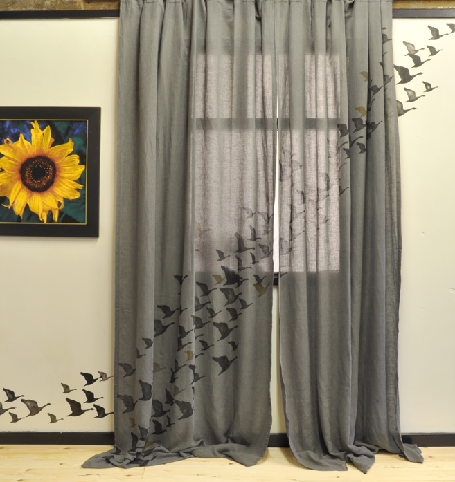 Geese Curtains2