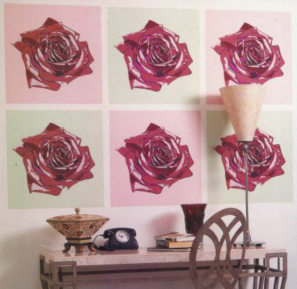 Co1 rose stencil BHG