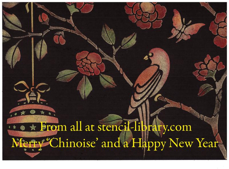 Merry Chinoise TSL