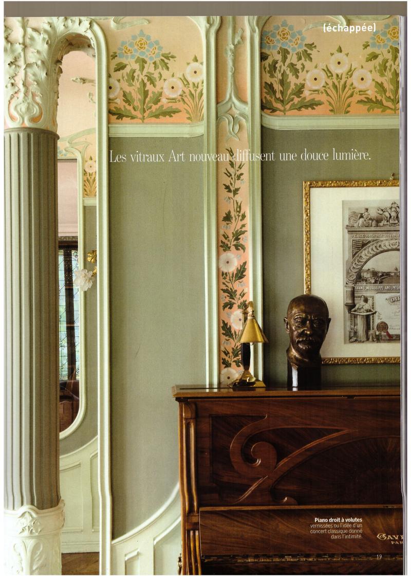 Louis vuitton art nouveau house 4