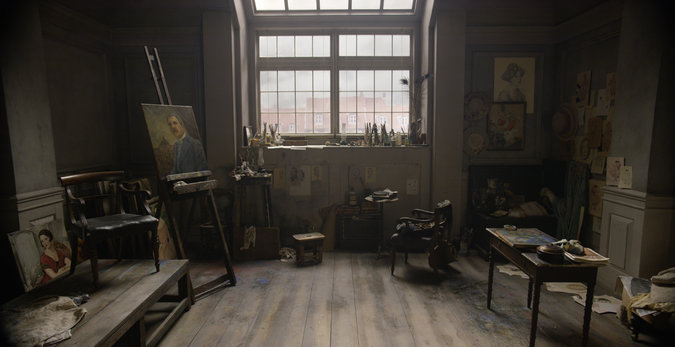 Danish girl copenhagen studio