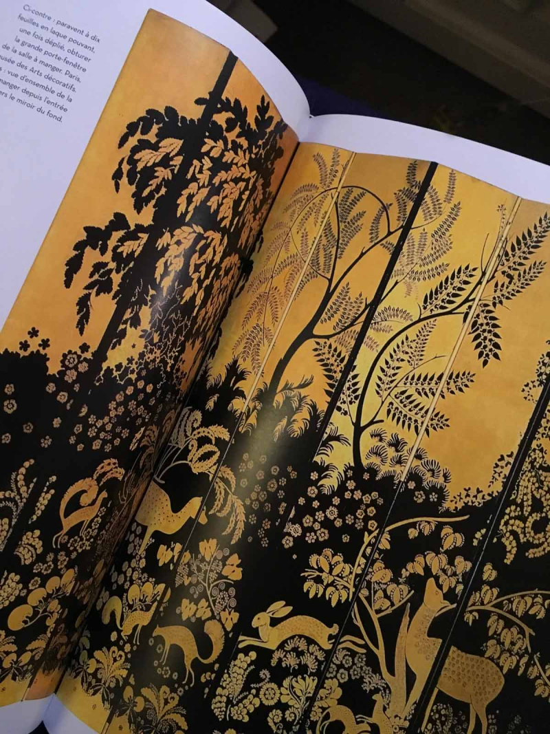 Rateau from decoration et haute couture book