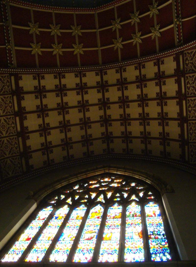 Ushaw_stencilled_ceiling+window