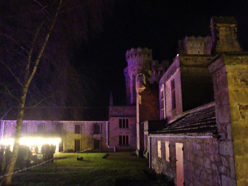 Enchanted belsay castle 02