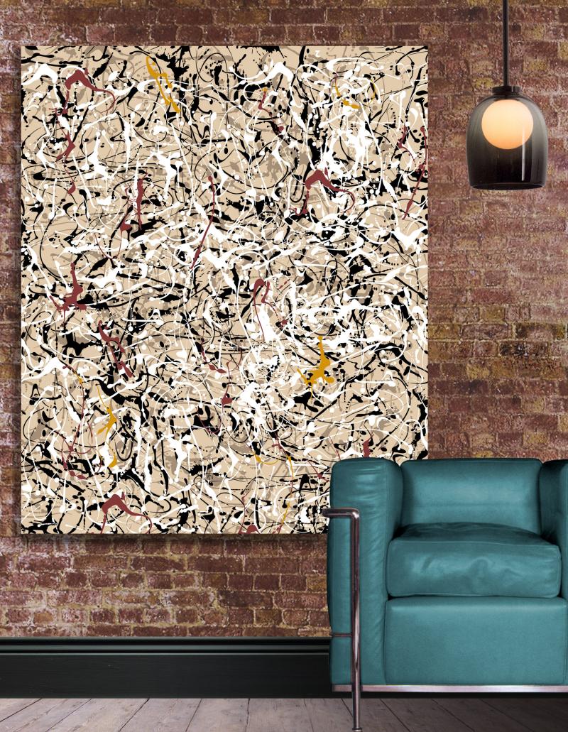 AM4 Total Pollocks Stencil Library
