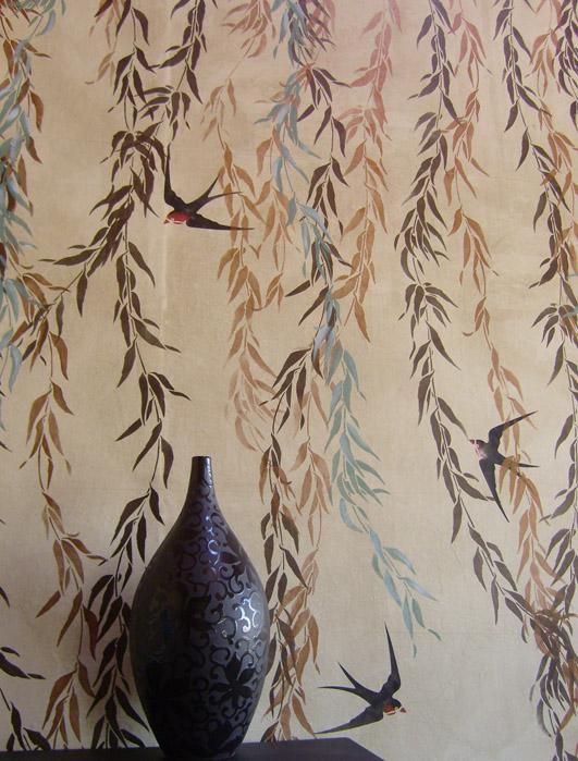Ja73 willow & y-10 three swallows