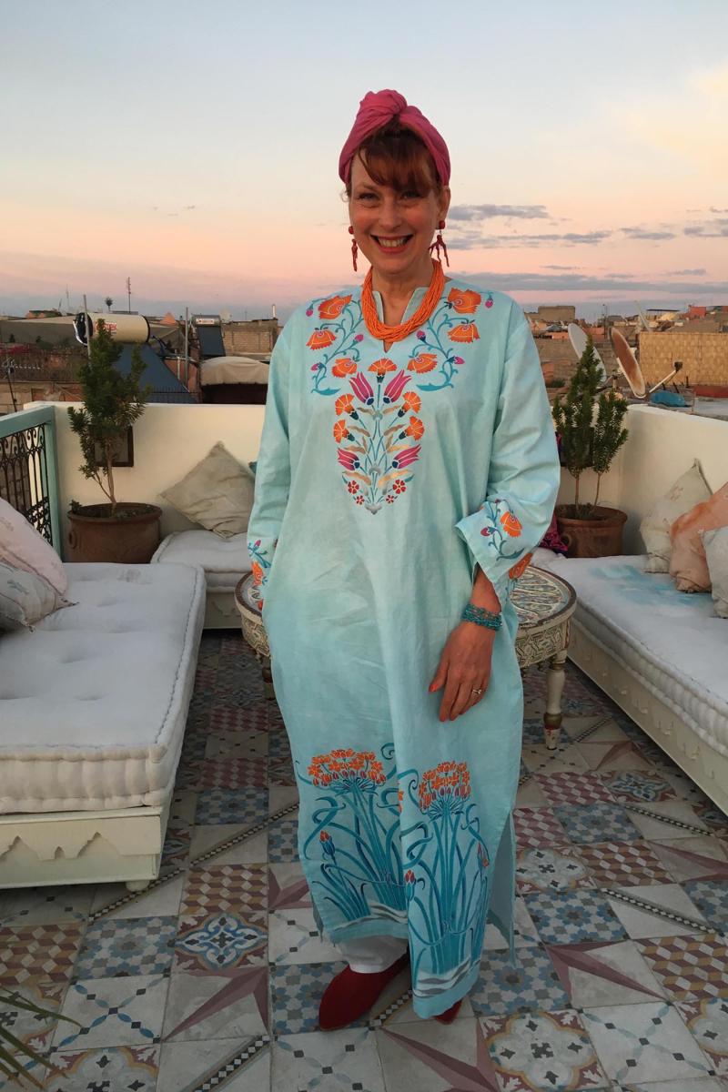 Helen marrakech 4x6 caftan